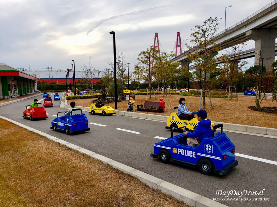 Nagoya LEGOLAND JAPAN Driving School - DayDayTravel.hk